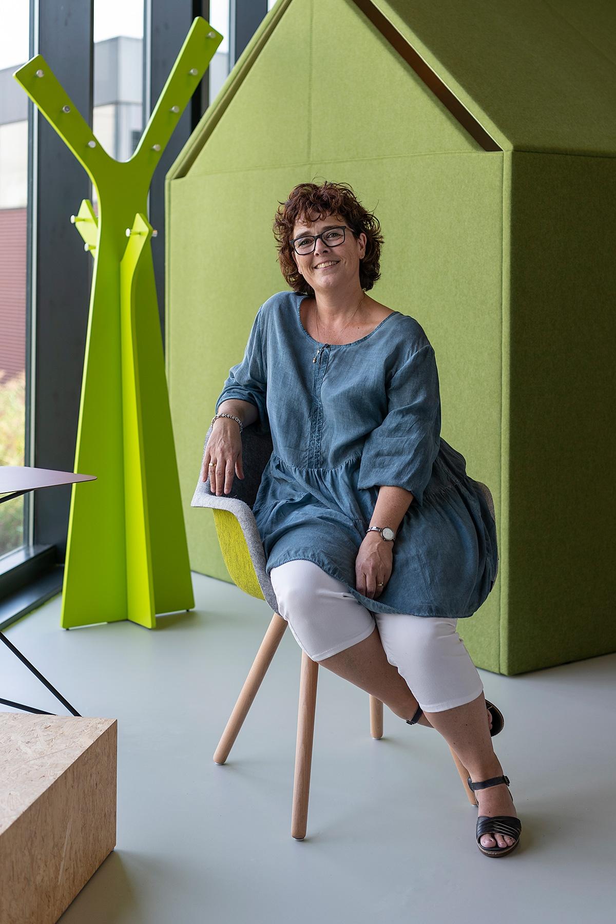 CEKA Nederland medewerker Angelique van de Sande