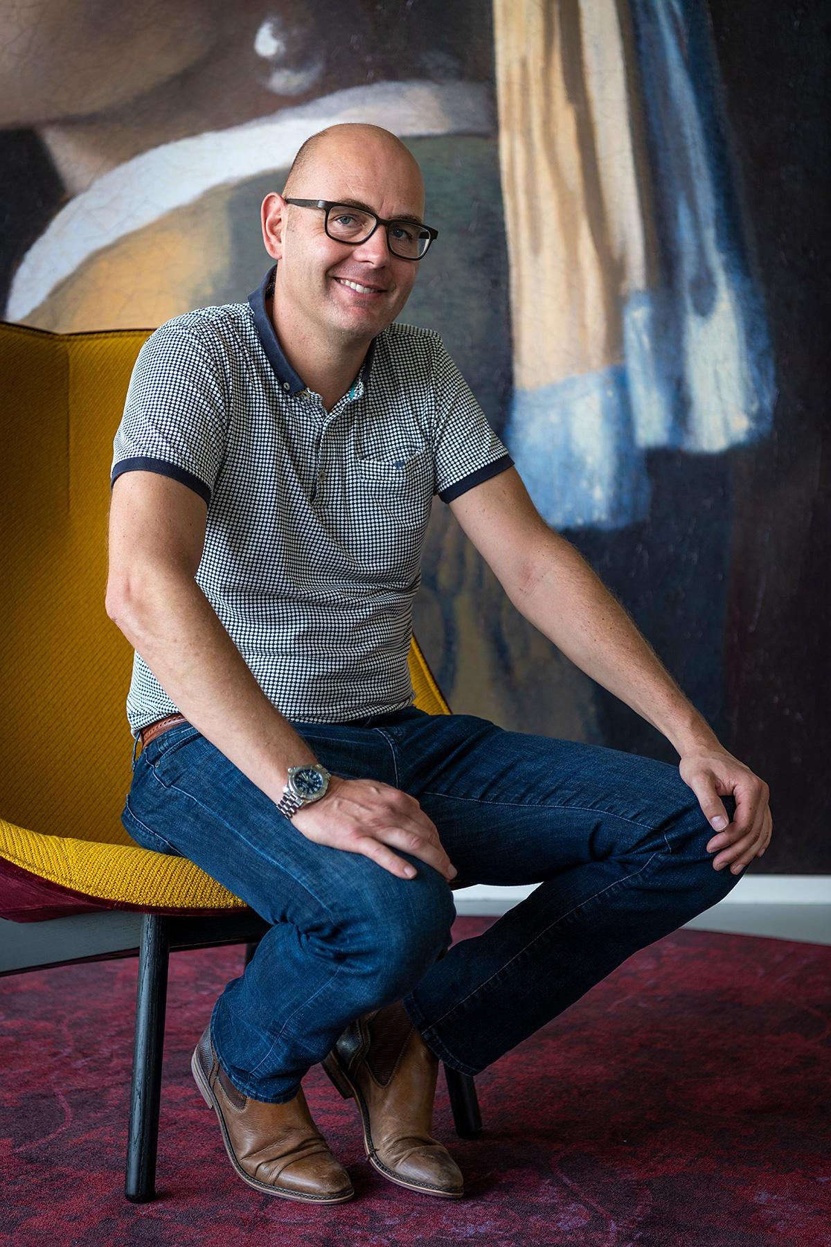 CEKA Nederland medewerker Erik