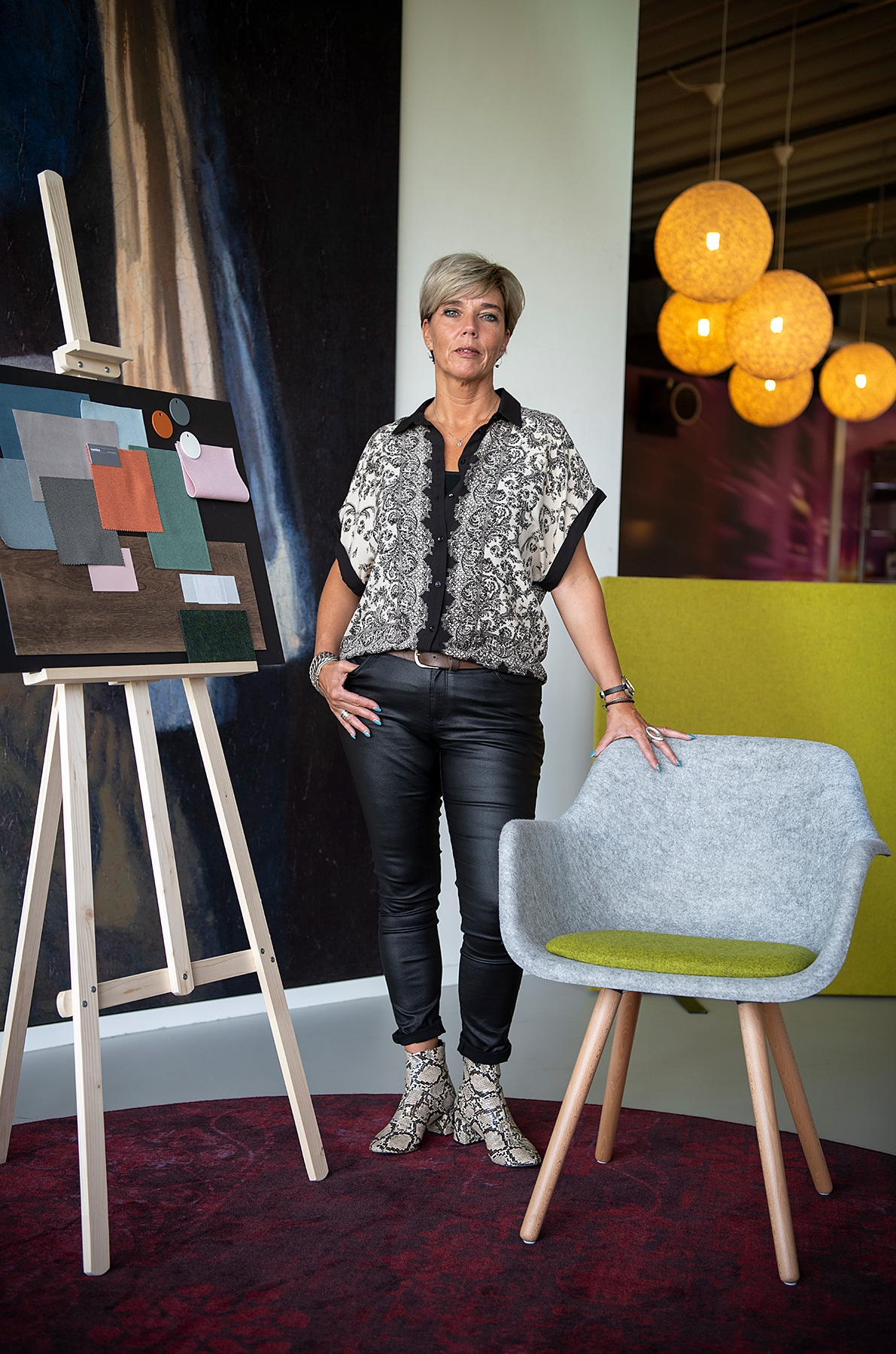 CEKA Nederland medewerker Willeke van der Heijden